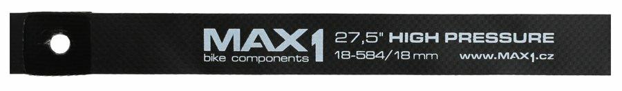 """velovložka MAX1 27,5"""" /584-18/ 18 mm vysokotlaká"""
