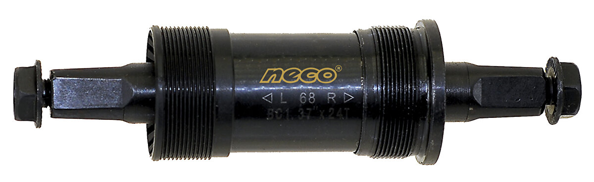 osa NECO 122,5+nylonové misky BSA