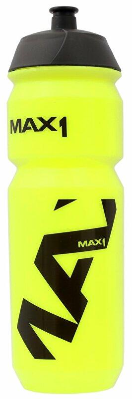 lahev MAX1 Stylo 0,85 l fluo žlutá