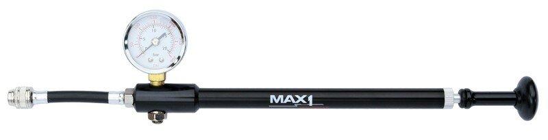 hustilka MAX1 Shock s manometrem