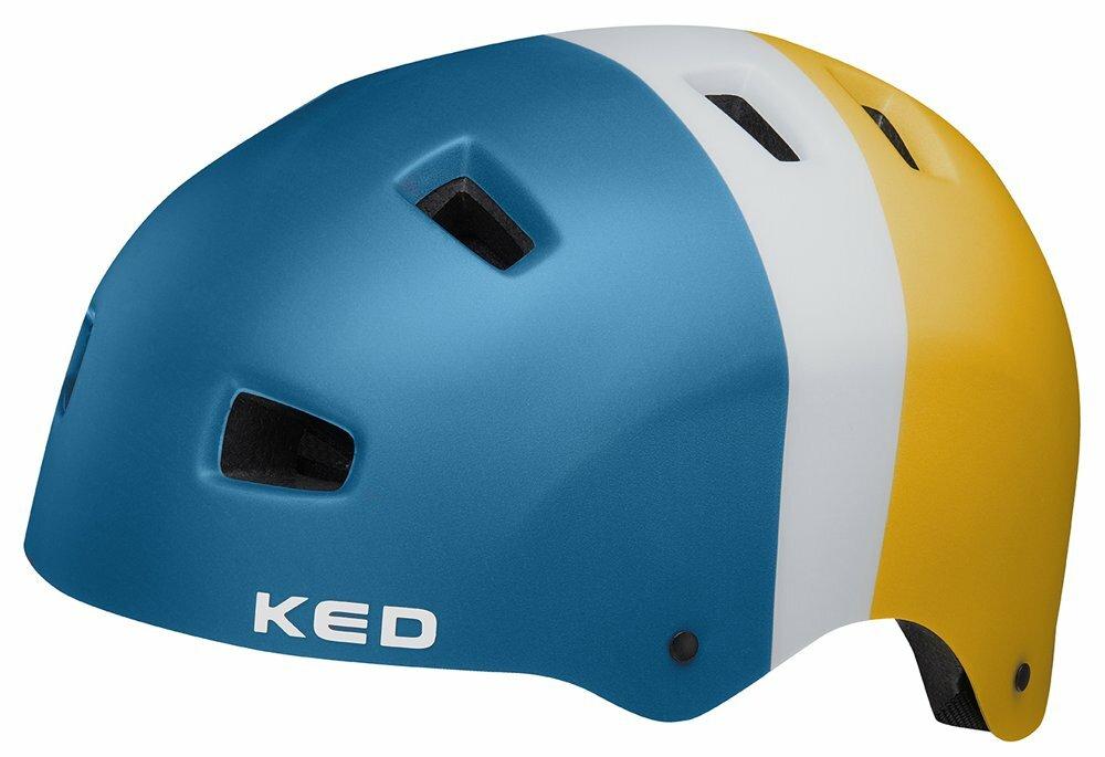 přilba KED 5Forty M 3 colors retro boy 54-58 cm